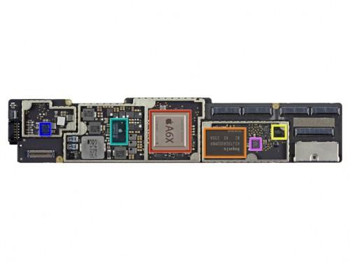 A6X chip iPad 4