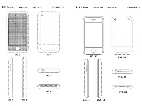 Apple design patent