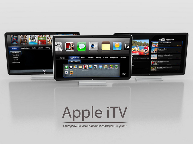 Apple iTV Concept Design 3