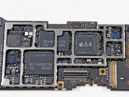 iPad processor