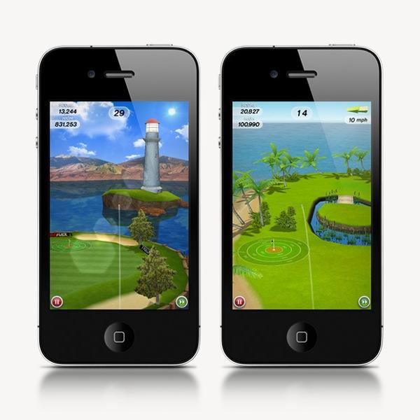 Flick Golf 001