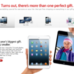 Apple 2012 Holiday Gift guide