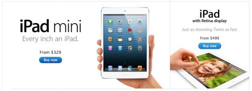 iPad mini & iPad