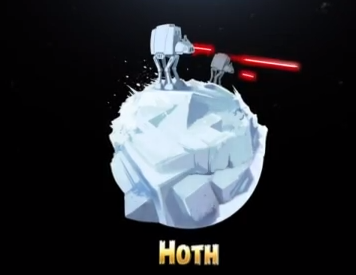 angry birds hoth