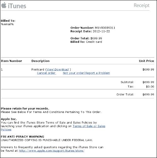 Apple email sophos