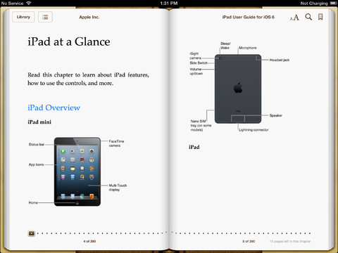 how to get ipad user guide online user manual u2022 rh pandadigital co ipad mini instruction book Apple iPad Mini User Guide