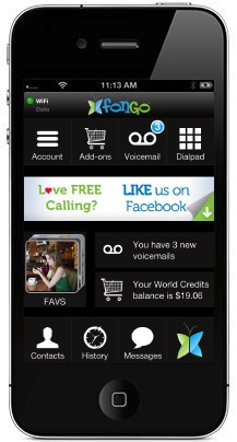 Fongo Iphone App Dell Voice Allows For Free Voice Calls