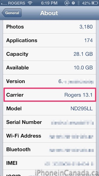 carrier update iphone rogers releases 13 1 carrier settings update for iphone 10340