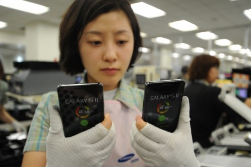 Samsung accused of hiring child workers