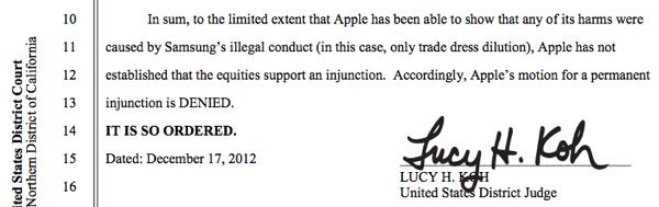 apple denied ban