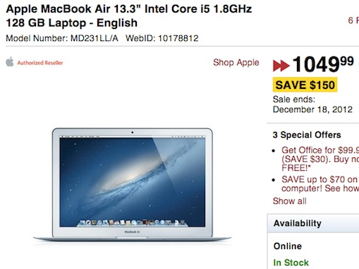 future shop macbook air