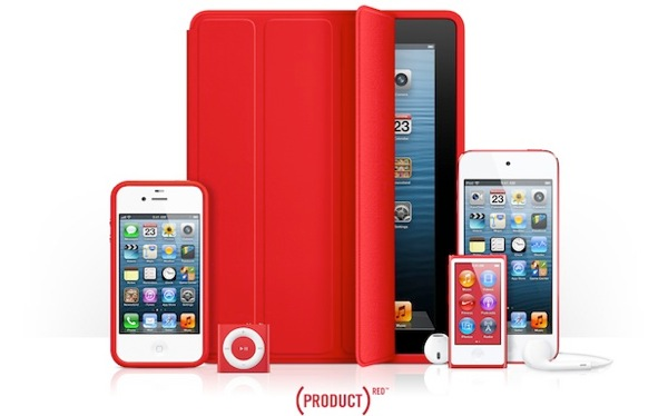 product red AIDS