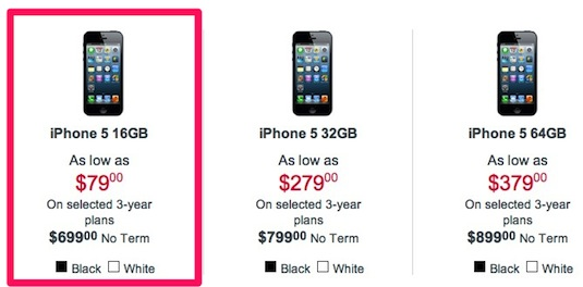 rogers iphone 5 sale