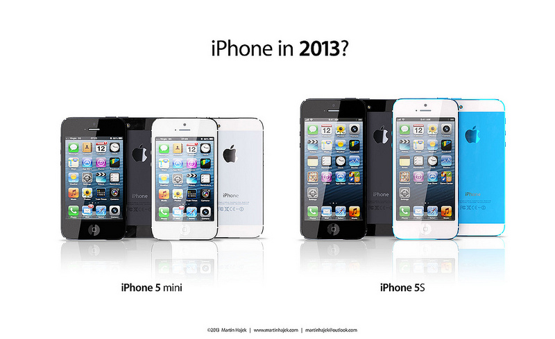 iphones in 2013