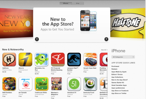 Canadian-app-store
