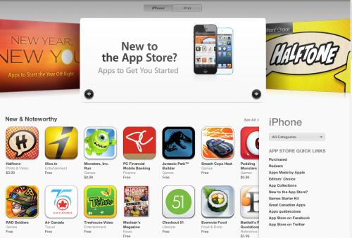 Canadian-app-store