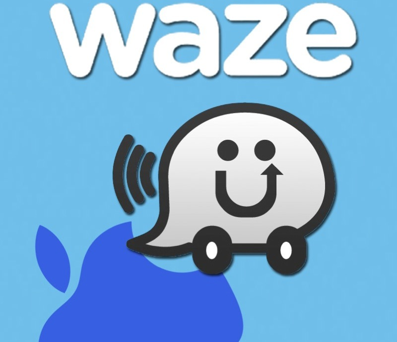 Waze Apple