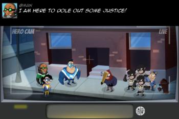 Fight crime!