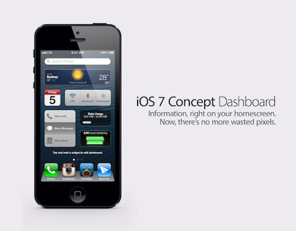 Ios 7 concept dashboard by theintenseplayer d5gzwlt  1