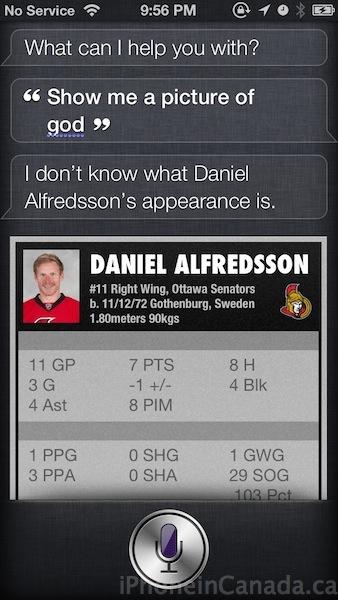 Siri daniel alfredsson