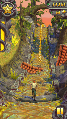 Temple Run 2 Updated with Better Performance on Older Devices