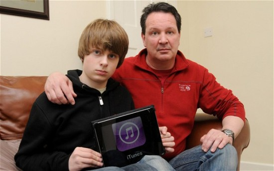 13-Year-Old Spends $5,600 in App Store, Father Reports Him for Fraud