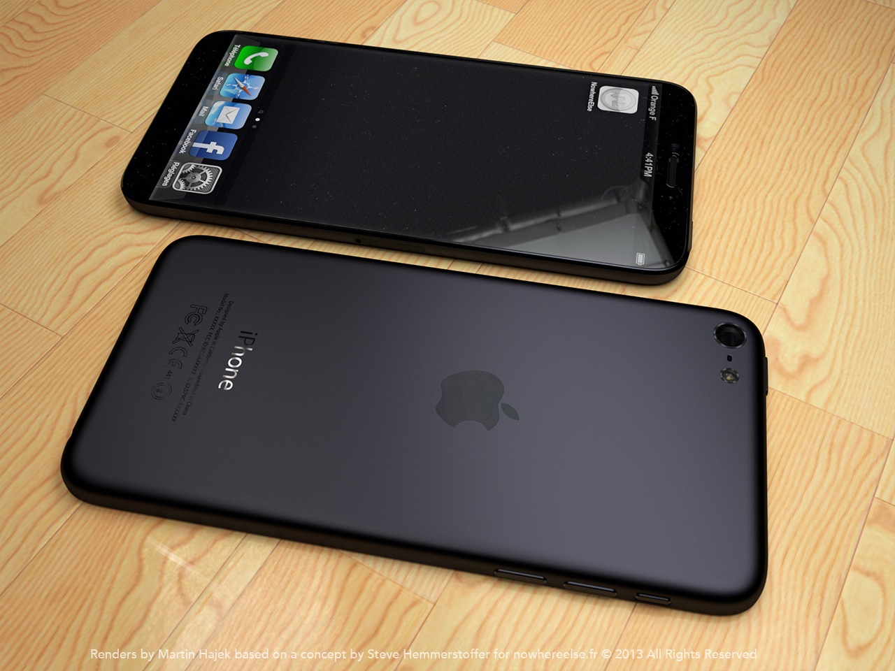 IPhone Plus Noir 01