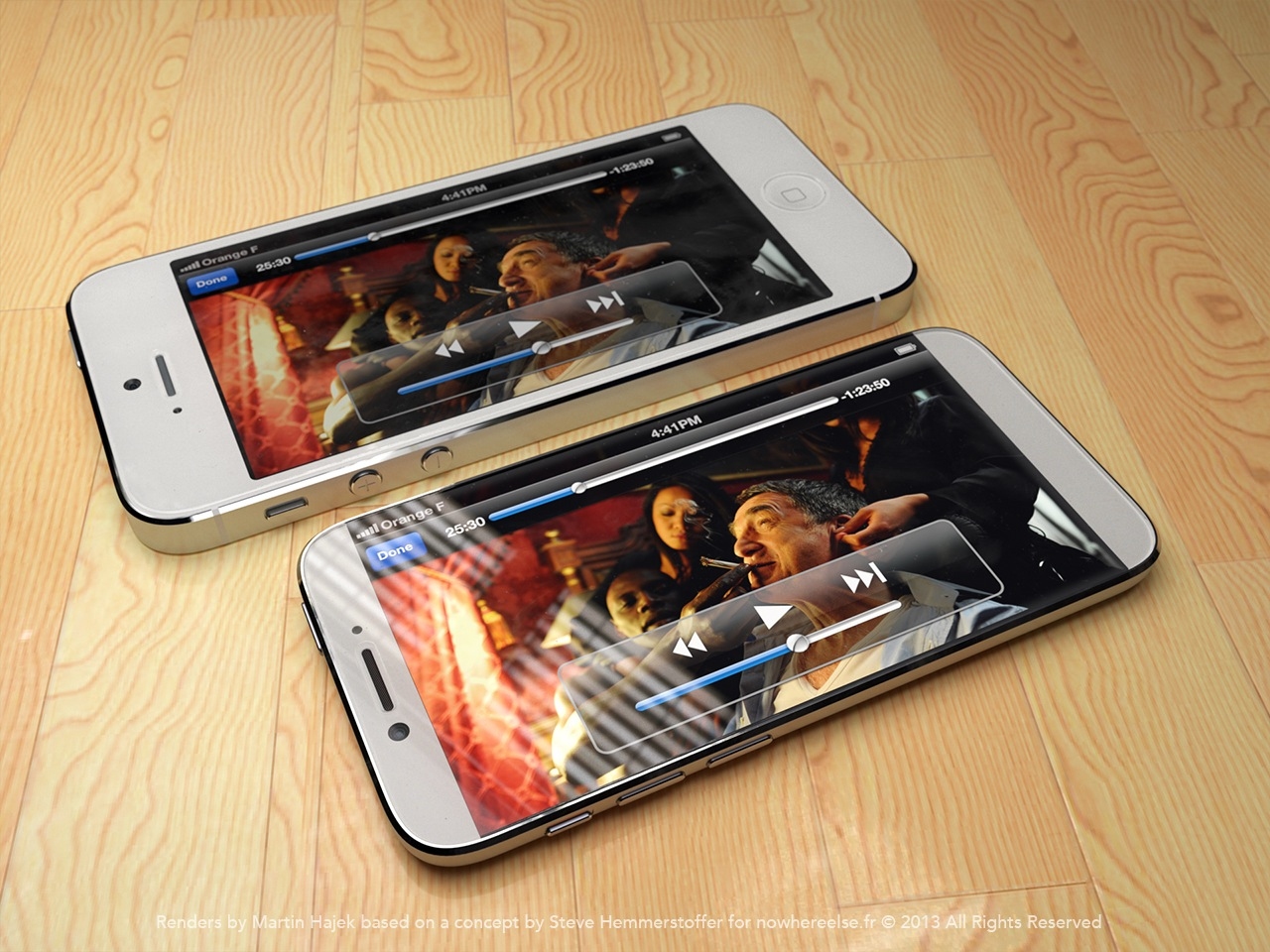 IPhone6 Blanc 05