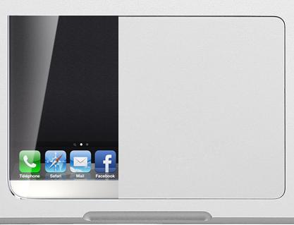 IPhone6 Trackpad