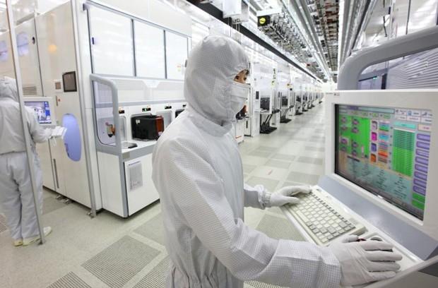Samsung chip plant
