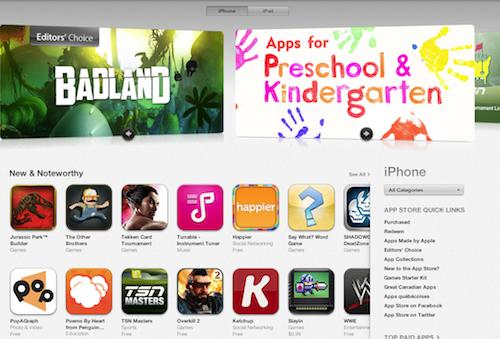 App-Store-Canada