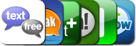 Apps for texting