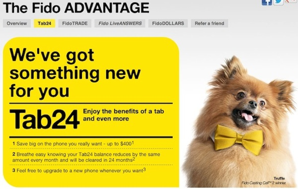 Fido Launches in the Maritimes on June 14