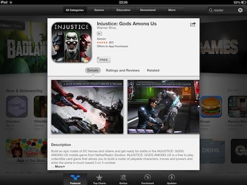 game-app store