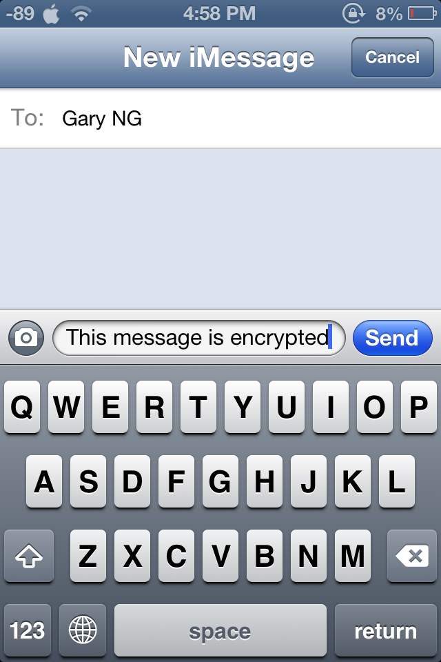 Cryptographer Raises Security and Privacy Concerns Over iMessage