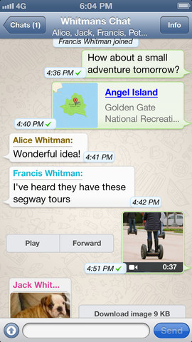 WhatsApp Reportedly in Talks with Google for $1B Acquisition?
