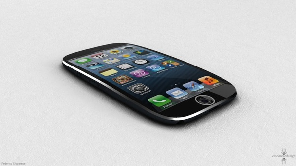Check Out This 'iPhone Fingerprint Scanner' Concept