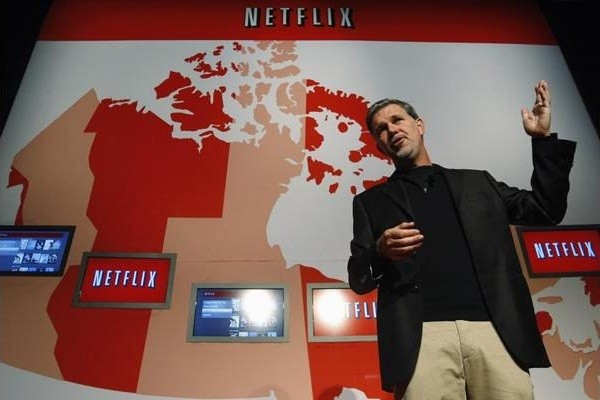 Netflix Ready to Battle Rival Services From Canadian TV
