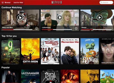 Netflix iOS Updated with Post-Play Feature for Watching Next