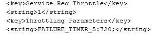AT&T LTE Throttling