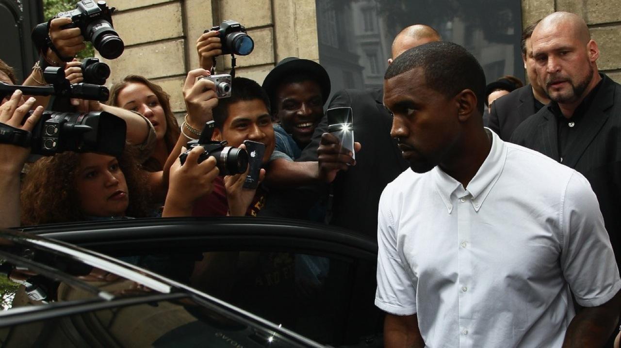 Kanye West Cameras