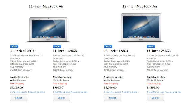 MacBook-Air-Online-store