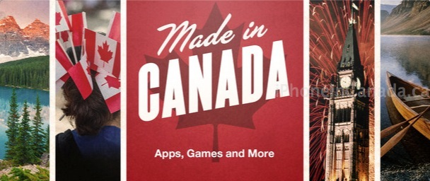 made in canada app store