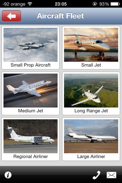 PrivateFly Reveals $500,000 Private Jet Flight Booked via iPhone App
