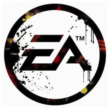 Le logo de ea games