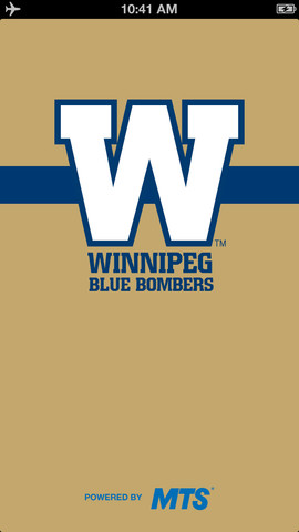 MTS, Winnipeg Blue Bombers Launch Official iPhone App
