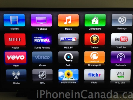 apple tv canada
