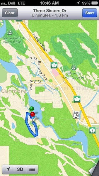 Bell LTE canmore