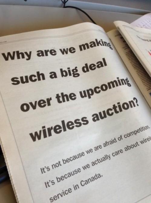 big three ad