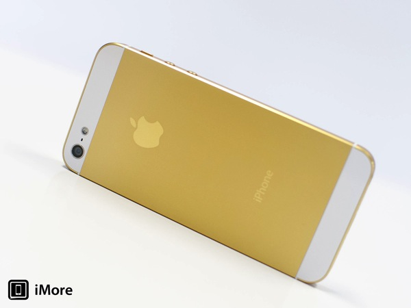 Gold iphone 5s white 2 imore
